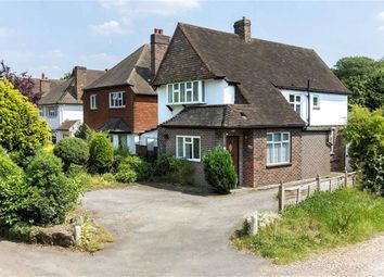 Thumbnail 3 bed detached house for sale in High Road, Byfleet, West Byfleet