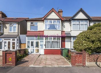 Thumbnail 3 bed terraced house for sale in Hampton Road, Chingford, London.