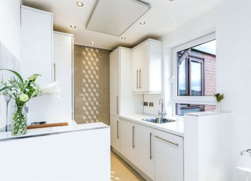 Thumbnail 2 bed flat for sale in Princes Street, Kettering