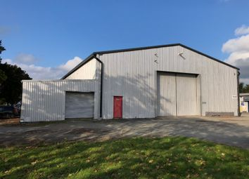 Thumbnail Industrial to let in Maesbury Road, Oswestry