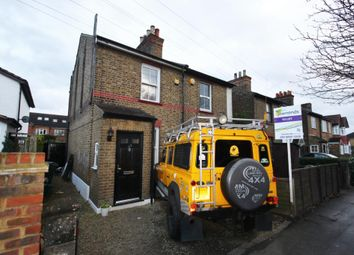 Thumbnail 2 bed semi-detached house to rent in Hounslow Road, Hanworth, Middlesex