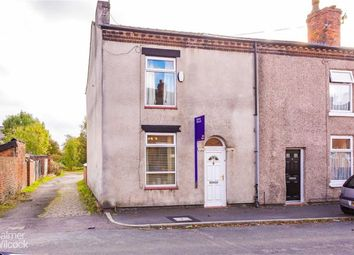 Thumbnail 3 bed end terrace house for sale in Isherwood Street, Leigh, Lancashire