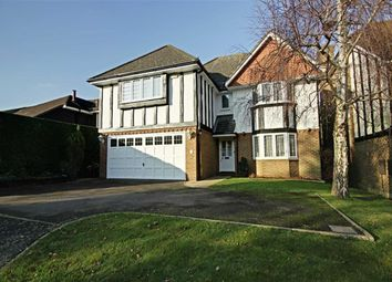 Thumbnail 5 bedroom detached house for sale in Tylers Close, Kings Langley