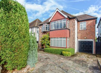 Thumbnail 4 bed detached house for sale in Dukes Avenue, Edgware, Middlesex