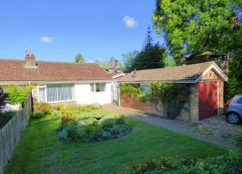 Thumbnail 2 bed semi-detached bungalow for sale in Gravel Pit Lane, Haddiscoe, Norwich