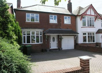 Thumbnail 4 bed detached house for sale in Haden Park Road, Cradley Heath