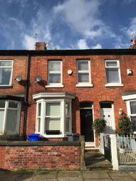 Thumbnail 2 bedroom terraced house to rent in Churchwood Road, Didsbury