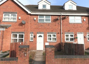 Thumbnail 3 bedroom town house for sale in Bolton Avenue, Kirkby, Liverpool