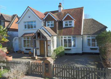 Parkside, Shoreham-By-Sea, West Sussex BN43. 4 bed detached house for sale