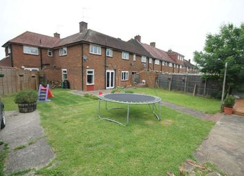Thumbnail 3 bed terraced house for sale in Cygnet Avenue, Feltham, Middlesex