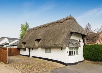 Thumbnail 3 bed detached house for sale in Winwick Hill, Hamerton Road, Winwick, Huntingdon