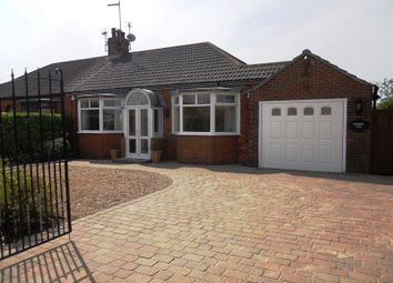 Thumbnail 3 bed semi-detached bungalow for sale in Ottringham Road, Keyingham, Hull