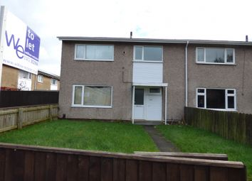 Thumbnail 3 bedroom end terrace house for sale in Cromwell Road, Grimsby