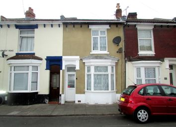 Thumbnail 3 bed terraced house to rent in Ernest Road, Portsmouth