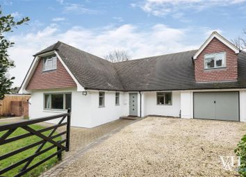 Thumbnail 4 bed detached house to rent in Ashdown Road, Epsom