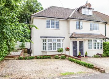 Thumbnail 4 bedroom flat for sale in Warleywoods Crescent, Warley, Brentwood