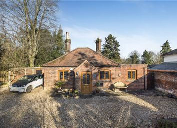 Thumbnail 2 bed detached bungalow for sale in Rickmansworth Road, Chorleywood, Hertfordshire