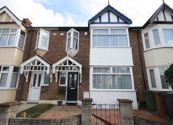 Thumbnail 3 bed terraced house for sale in Coolgardie Avenue, London