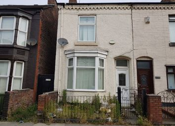 Thumbnail 3 bedroom terraced house to rent in Benedict Street, Bootle