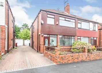 Thumbnail 3 bed semi-detached house for sale in Grange Park Crescent, Leeds