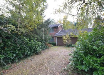 Thumbnail 3 bed detached house for sale in Onslow Road, Burwood Park, Hersham, Walton-On-Thames