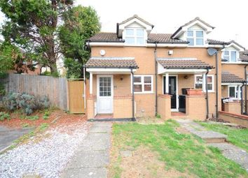 Thumbnail 1 bed end terrace house for sale in Notton Way, Lower Earley, Reading