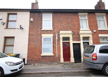 2 bed terraced house for sale in Plevna Road, Preston PR1