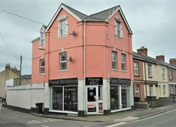 Thumbnail 2 bed flat to rent in 2 Bedroom First Floor Flat, Rolle Street, Barnstaple