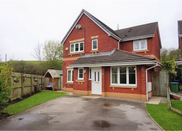 Thumbnail 3 bed detached house for sale in Longlands Drive, Godley, Hyde