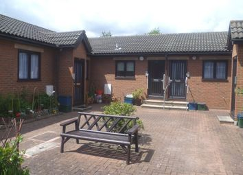 Thumbnail 1 bed terraced bungalow to rent in Bletchingley Close, Thornton Heath, Surrey