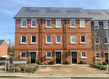 3 bed terraced house for sale in Yew Tree Road, Dunton Green, Sevenoaks, Kent TN14