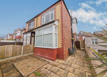 Thumbnail 3 bedroom semi-detached house to rent in Woodville Grove, Stockport