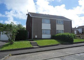 Thumbnail 2 bed flat to rent in Alder Way, West Cross, Swansea