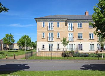 Thumbnail 2 bed flat for sale in Meadow Way, Carterton