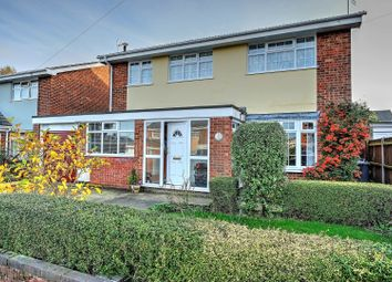 Thumbnail 4 bed detached house for sale in Herons Close, Oulton
