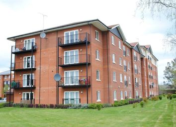Thumbnail 1 bed flat to rent in Swallow Court, John Dyde Close, Bishops Stortford