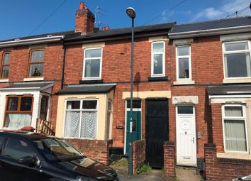 Thumbnail 4 bedroom terraced house for sale in Fairfax Road, New Normanton, Derby