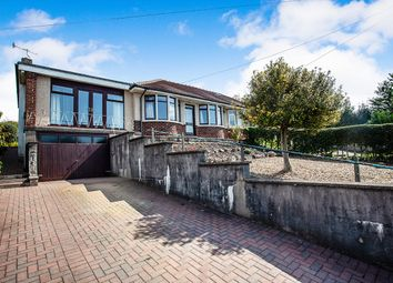 Thumbnail 3 bed bungalow for sale in Hawthorn Road, Bolton Le Sands, Carnforth
