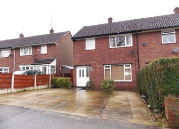 Thumbnail 3 bed semi-detached house to rent in Grange Road South, Gee Cross, Hyde