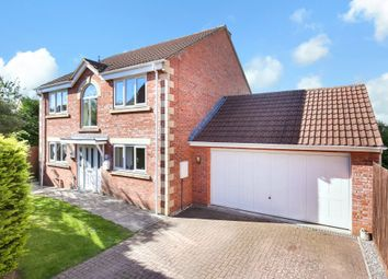 Thumbnail 4 bed detached house for sale in Church Lane, Westbury Leigh, Westbury