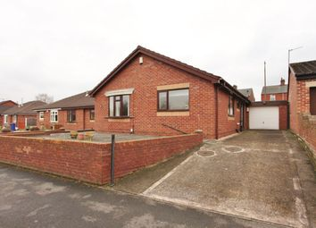 Thumbnail 3 bed bungalow to rent in Badsworth Close, Wombwell, Barnsley