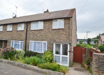 Thumbnail 3 bed end terrace house for sale in Penhurst Close, Eastbourne