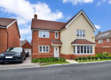 Thumbnail Detached house for sale in St. Lawrence Drive, Maidstone