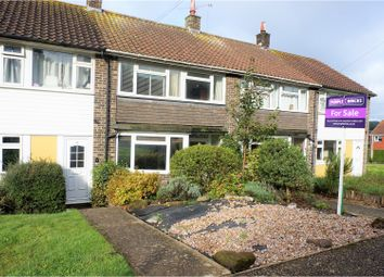Thumbnail 3 bed terraced house for sale in Parsonage Estate, Rogate, Petersfield