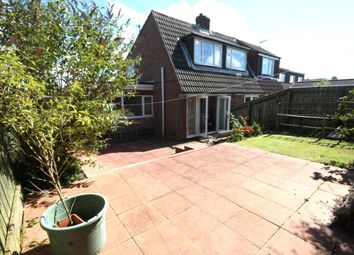 Thumbnail 3 bed bungalow for sale in Sandringham Road, Lingdale, Saltburn-By-The-Sea