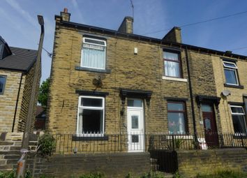 Thumbnail 3 bed end terrace house for sale in Terry Road, Bradford