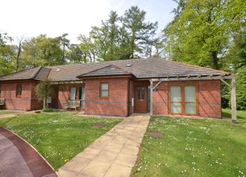 Thumbnail 1 bed bungalow for sale in 30 The Paddocks, Gittisham Hill Park, Honiton, Devon