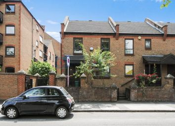 Thumbnail 3 bed terraced house to rent in Manchester Road, London