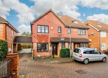 Thumbnail 3 bed semi-detached house for sale in Garwood Crescent, Grange Farm, Milton Keynes, Bucks