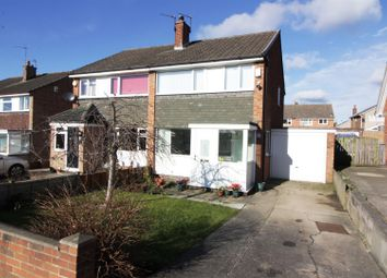 Thumbnail 3 bedroom semi-detached house for sale in Witham Way, Garforth, Leeds